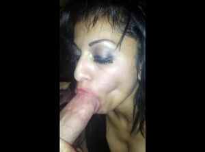 Mom lets son cum in her