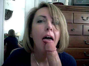 Cum swallowing milfs