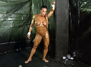 Milf bodybuilder