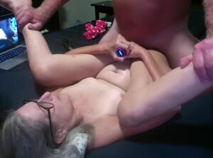 Big ass milf gets fucked