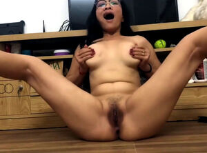 Tight wet asian