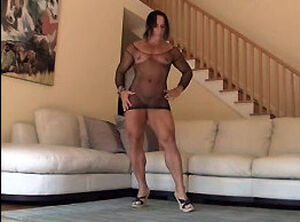 Mature woman fucked hard